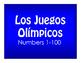 Best Sellers:  Spanish Numbers 1-100