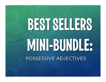 Best Sellers:  Spanish Possessive Adjectives