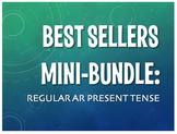 Best Sellers: Spanish Present Tense Regular AR Verbs