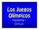 Best Sellers:  Spanish Preterite I Group