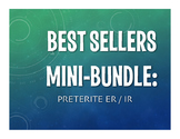 Best Sellers:  Spanish Preterite Regular ER and IR