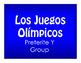 Best Sellers:  Spanish Preterite Y Group