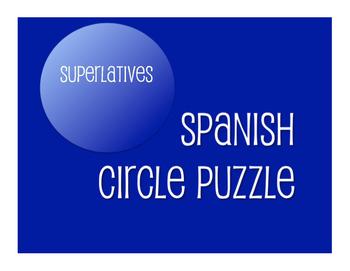 Best Sellers:  Spanish Superlatives
