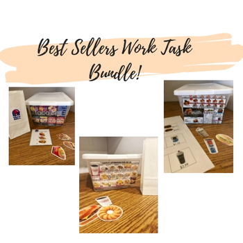 Best Sellers Work Task Bundle!