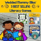 Best Selling Reading and Literacy Games