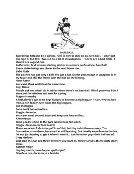 Best Sports Quotations