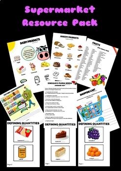 Best Supermarket Resource Pack