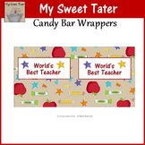 Best Teacher Candy Wrappers