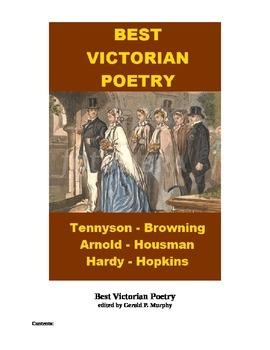 Best Victorian Poetry