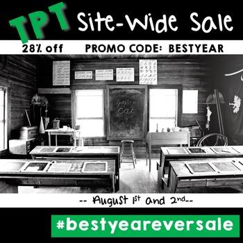 Best Year Ever Sale Banner