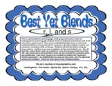 Best Yet Blends  R  L  and S