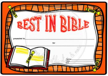 Best in Bible - FREE!!