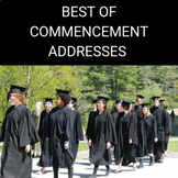 Best of Commencement Addresses