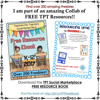 Best of Teachers Pay Teachers Marketplace FB Social Group (200 FREEBIES-PREVIEW)