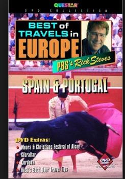Best of Travels in Europe:  PBS's Rick Steves (Spain)