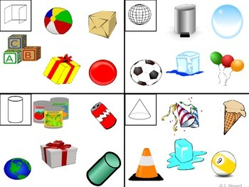Best-selling 3D Solid Shapes Products Bundle