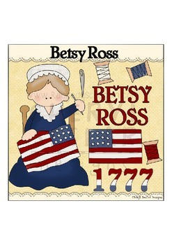 Betsy Ross Clipart Collection COMMERCIAL USE OK