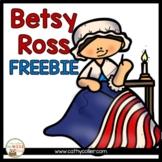 Betsy Ross FREEBIE