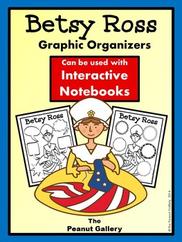 Betsy Ross Graphic Organizers