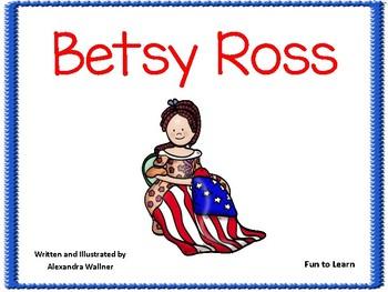 Betsy Ross - January 1st