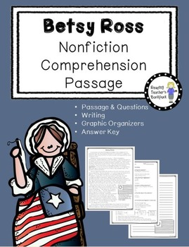 Betsy Ross Nonfiction Passage