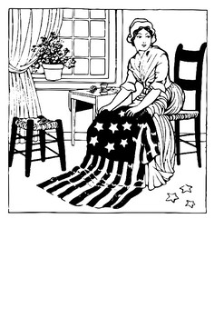 Betsy Ross Word Search