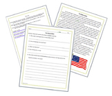 Betsy Ross and The Flag Informational Text