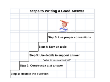 Better Answers to Written Responses in Everyday Math