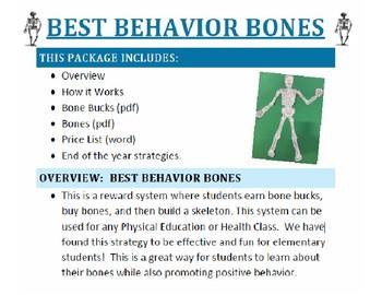 Best Behavior Bones