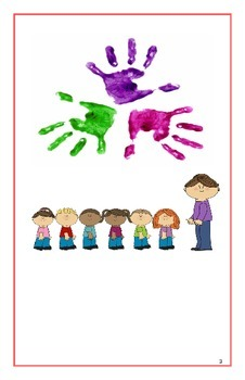 "Social Story- ""I Can Keep My Hands to Myself"": A Better Behavior Booklet"