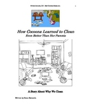 Better Behavior: Learning to Clean Up After Yourself!