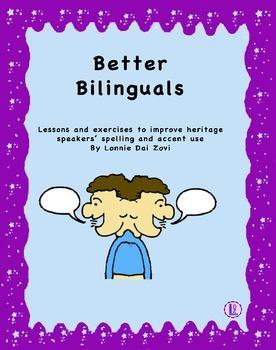 Better Bilinguals