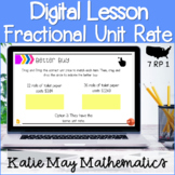 Better Buy & Fractional Unit Rates    Interactive Lesson   7.RP.1