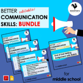 Better Communication Skills Bundle {Digital & PDF}