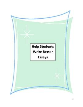 Better Essays