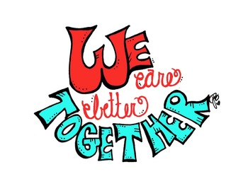 Better Together - Free ClipArt