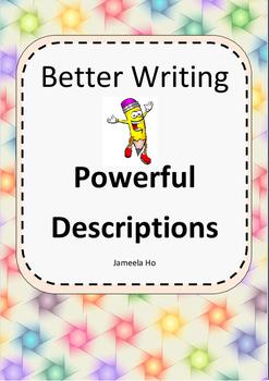 Better Writing Powerful Descriptions