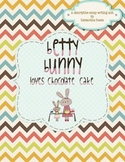 Betty Bunny Loves Chocolate Cake - CCSS aligned descriptive writing