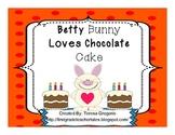 Betty Bunny Loves Chocolate Cake Listening Center