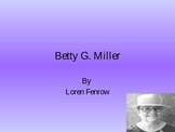 Betty G MIller (Famous Deaf People)