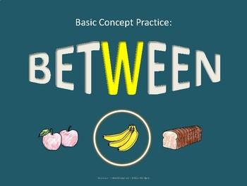 Between (Basic Concept Practice)