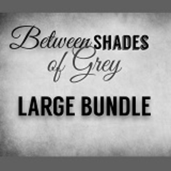 Between Shades of Gray HUGE BUNDLE