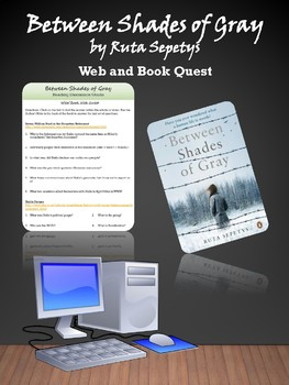 Between Shades of Gray Webquest (Bookquest)