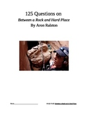 Between a Rock and a Hard Place Study Guide