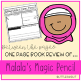 Between the Pages: Malala's Magic Pencil