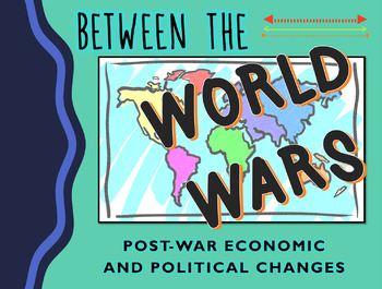 Between the Wars: Economic and Political Changes PowerPoint
