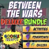 Between the Wars | World History | Deluxe Unit Bundle