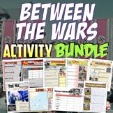 Between the Wars | World History | Unit Activity Bundle