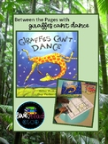 Between the pages with Giraffe's Cant Dance
