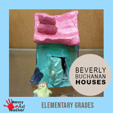 Beverly Buchanan Clay Houses Art Lesson